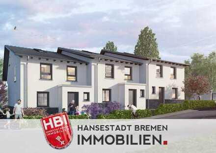 Ritterhude / Neubau - Reihenendhaus mit exquisiter Ausstattung