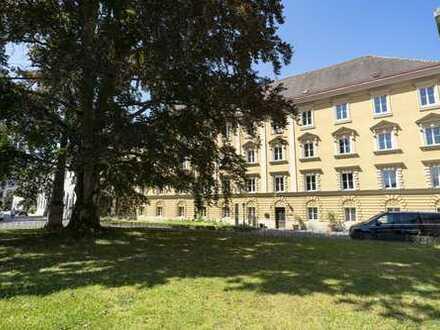 Exklusive Gewerbeflächen im Schloss Thurn und Taxis! Zwischen ca. 125 - ca. 2000m² Gewerbefläche
