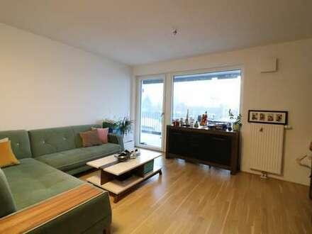 Findorff erleben im Findorffer Tor. Großzügige 3 Zimmer Wohnung mit Balkon und Einbauküche.