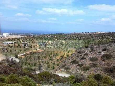 Großes Grundstück mit 30.000 qm für individuelle Nutzung: Hotel/Villenkomplex, östlich von Heraklion