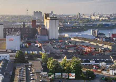Traitteur - Bürofläche im Industriegebiet, bei Bedarf verknüpft mit Lagerflächen zu vermieten!