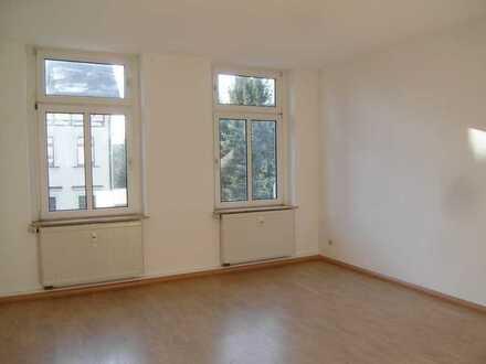 Ruhig gelegene Wohnung mit viel Grün rundum in Chemnitz-Harthau