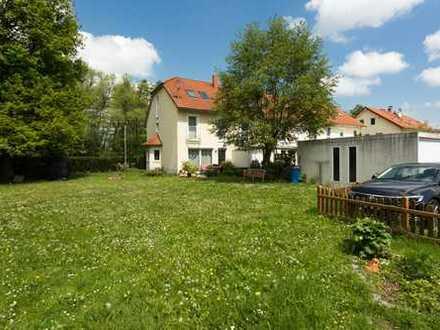 gemütliche 6-Zimmer Wohnung mit großem Garten
