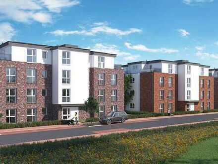 Optimal geschnittene 3-Zimmer-Wohnung mit großem Balkon in begehrter Lage