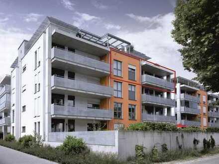 Wohnen im Trendviertel - City-Quartier am Zollamt, attraktive 3-Zimmer-Wohnung