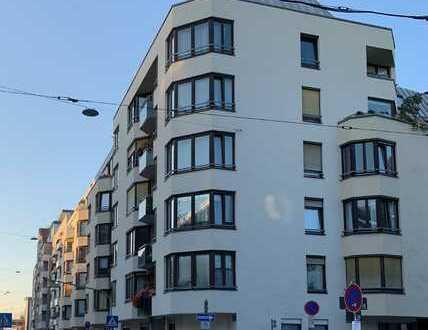 Verlängerte Planken - Uninähe - möblierte Wohnung