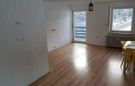 Attraktive 3-Zimmer-Wohnung mit Balkon im Umland von Wiggensbach