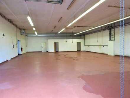 Lagerhalle im Industriegebiet Haßloch zu vermieten!