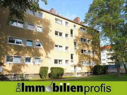 Helle, renovierte 2-Zimmer-Wohnung Nähe Berliner Platz in Hof