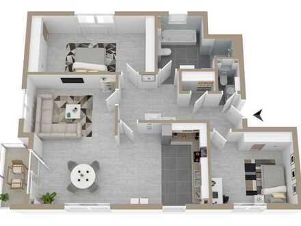 Wohnung 4 - Haus 3
