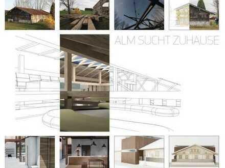 Luxusobjekt Bauernhaus Alm