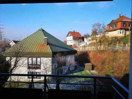 Helle 2-Zimmer-Wohnung in Altbach, Provisionsfrei!