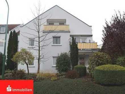 Den Rauschenberg im Blick - helle Eigentumswohnung in Petersberg