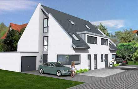 KR-Forstwald-Neubau eines Doppelhauses in freier Planung - Topp Lage - 125m²/Wärmepumpe/FBH!