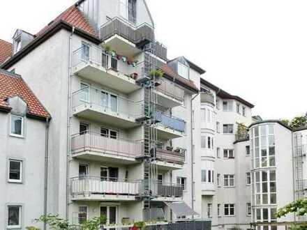 Wohnen nahe des Stadtzentrums und der Elbe