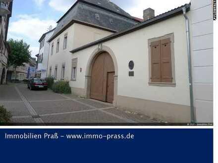 Ehemaliges Malteser-Hospital-Gut zentrale Lage Bad Sobernheim