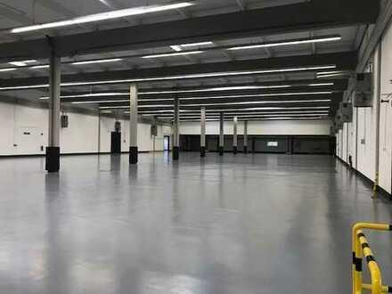 3.150 m² LAGERHALLE * verkehrsgünstig gelegen * ab sofort verfügbar * 069 955 1100