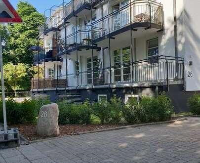Gemütliche 1,5-Zimmer-Wohnung mit Balkon in Uni Nähe