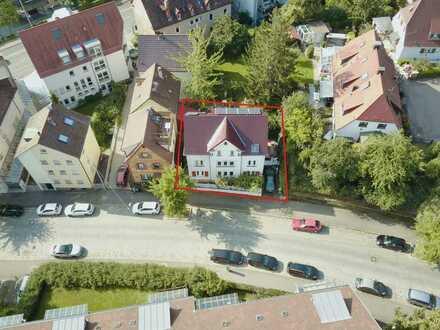 Mehrfamilienhaus in Stuttgart Ost