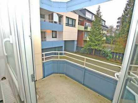 cuxmakler.de - Einzimmerwhg. mit sep. Schlafnische und Balkon