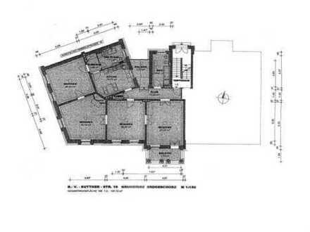 Exklusive 4-Zimmer-Altbauwohnung mit Balkon und EBK in Potsdam