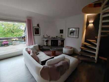 Wunderschön sanierte Maisonettewohnung - Urlaubsfeeling inklusive!