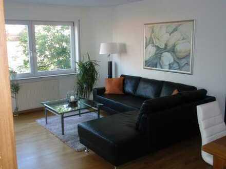 Von privat: 3 ZKB Wohnung incl. Garage in ruhigem Haus