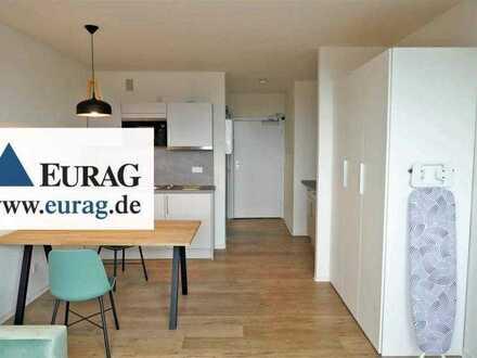 1 Monat mietfrei! - Einziehen + Wohlfühlen: Schöne, komplett möblierte 1-Zi-Apartments