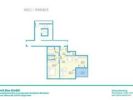 Zwei Zimmer EG-Wohnung H3W6