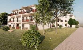Neubau-Eigentumswohnungen in Esebeck / Haus 2 Whg. 5