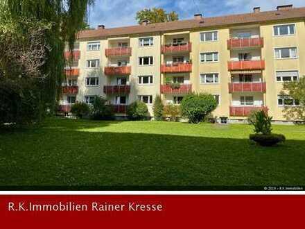 Kapitalanlage! Gepflegte 3-Zimmer Wohnung in Kempten Zentrum zu verkaufen