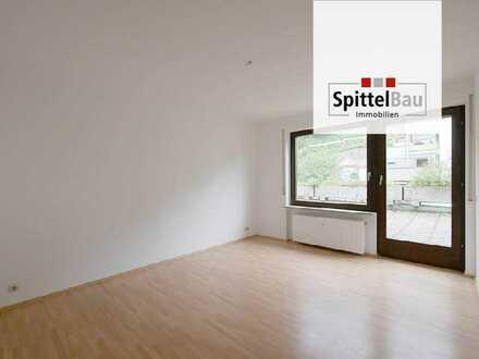 3,5 Zimmer Wohnung mit gigantischer Terrasse im Schramberger Zentrum zu vermieten!