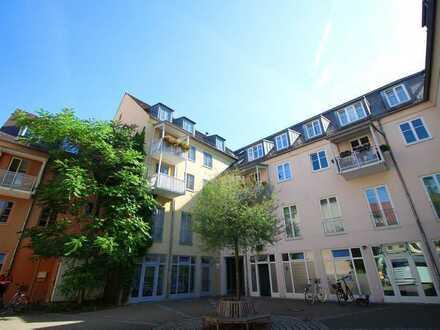 Zwei sanierte 2-Raum-Eigentumswohnungen in der Wittenberger Altstadt