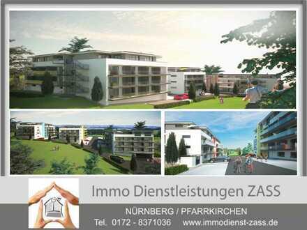 Neuwertiges & voll möbliertes 1-Zimmer Apartment mit Balkon & Stellplatz