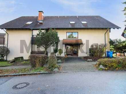 Attraktive Kapitalanlage in ruhiger Lage: Vermietete Einzimmerwohnung mit Balkon in Bad Säckingen