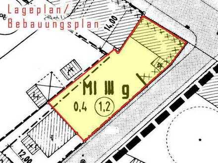 Baugrundstück in bester Innenstadtlage gegen Höchstgebot