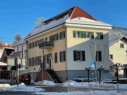 Eigentumswohnungen im Herzen von Oppenau