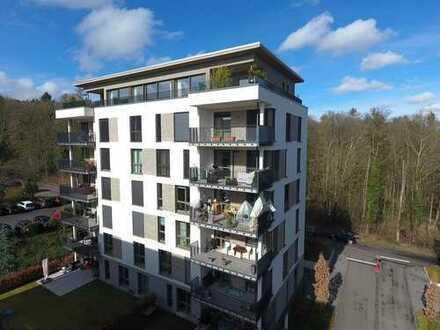 Wohnen Am Kaiserberg in Bad Nauheim - Hochwertige, zentrumsnahe Eigentumswohnung zu verkaufen