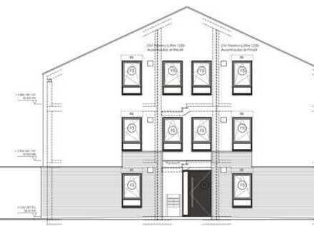 Neuwertige 2,5-Zimmer-Wohnung mit Balkon in Kleve - 1. OG