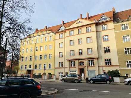 Gemütliche 2-Raumowhnung in der schönen Südstadt mit Balkon und Bad mit Badewanne!