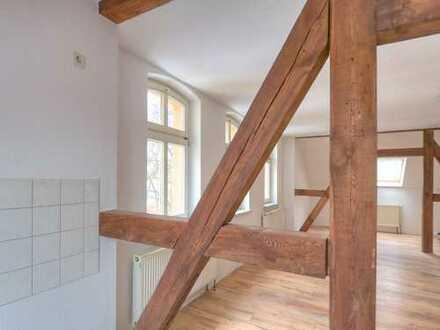 Geräumige, gemütliche 1-Zimmer-Wohnung in Weißwasser/Oberlausitz