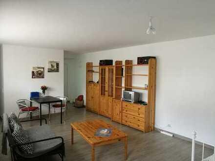 Für Wintersemester 2019/2020, Teilmöblierte 1-Zimmer-Wohnung zur Miete in Konstanz,
