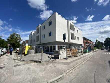 Tolle Neubau-Wohnanlage mit Balkon - helle Räume - TG-Stellplätze - gute Anbindung