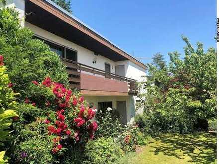 Bezugsfreies Einfamilienhaus mit ELW in TOP Aussichtslage von Ehingen