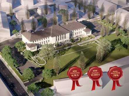 Das Offizierscasino - 4- Zimmer Maisonette-Suite / 9% Abschreibung / KfW-Zuschuss 30.000 Euro