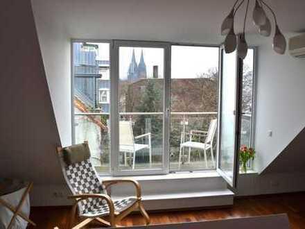 5-Zimmer-Wohnung mit Domblick im Gereonsviertel