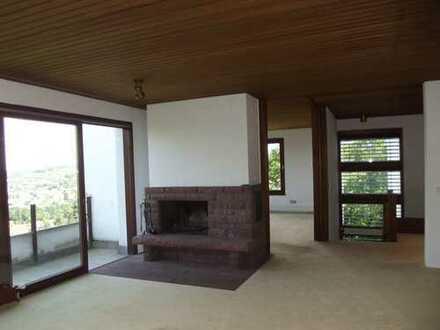 Bungalow über 2 Etagen, große Zimmer, schöne Aussicht idyllisch am Waldrand
