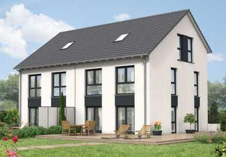 Doppelhaushälfte in ruhiger Lage im Stadtteil Hammerschmiede