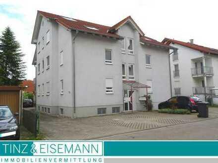 3 ZKB Souterrainwohnung mit Terrasse und Kfz-Stellplatz in Langenbrücken