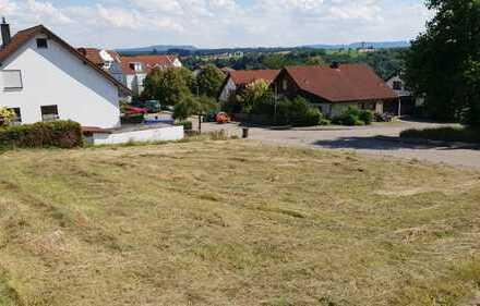 Exklusiver Bauplatz in bevorzugter Lage von Ebersbach